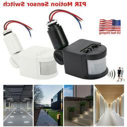 led security infrared pir motion sensor detector