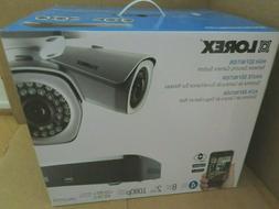 Lorex LNR1182TC4 8-Ch 4 Cameras 2TB NVR HD Network Security