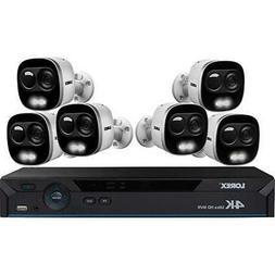 lnr826kxe 6 camera 8 channel 8mp 4k