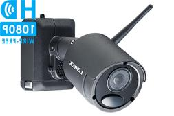 Lorex LWB6850W 1080p HD Wireless, Rechargeable and Audio Sec