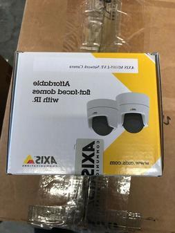 Axis M3105-LVE Indoor/Outdoor Netowork Security Camera Syste
