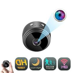 Mini Hidden Spy Camera Wifi Wireless Night Vision Home Secur
