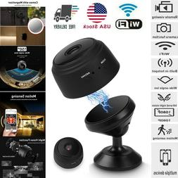 Mini Hidden Spy Camera Wireless Wifi IP Home Security DVR Ni