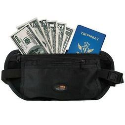 Miami CarryOn Money Belt - Travel Security Waist Money, Pass