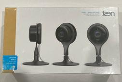 Google NC1104US Nest Cam Indoor Security Cameras - 3 Pack