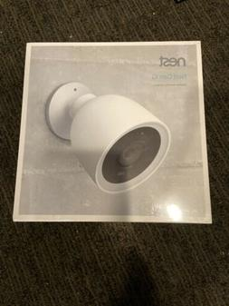 Nest NC4100US Wireless Outdoor Security Camera - White - SEA