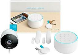 Google Nest Smart Alarm System for Home & Business: Wireless