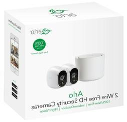 NETGEAR Arlo PRO Smart Home Wireless Add-on Camera 2-pack, N