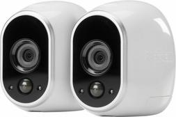 Netgear Arlo Smart Home Security System w/ 2HD Wire-Free Cam