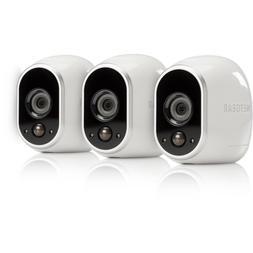 New NETGEAR Arlo Smart Home HD Security Camera System Indoor