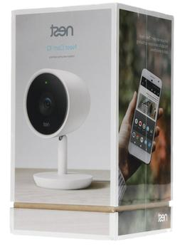 NEW! Google Nest Cam IQ Indoor Security Camera-NC3100US - SE