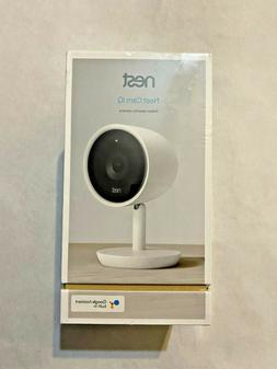 New Google Nest Cam IQ Indoor HD Wi-Fi Home Security Camera