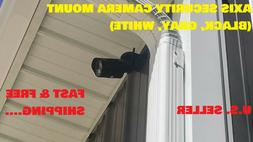 NEW AXIS SECURITY CAMERA MOUNT