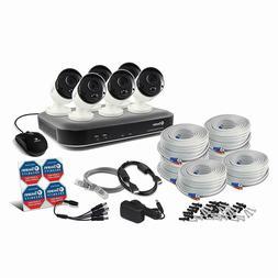 NEW Swann SODVK-849806 Home Security 6 Camera System Surveil