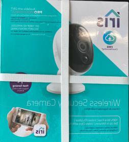 *NEW* IRIS WIRELESS SECURITY CAMERA 1080P HD DIGITAL MONITOR