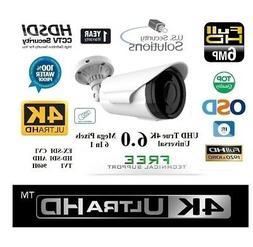 NIB 6MP Sony Exmor V3 Progressive Scan  2.8-12MM Outdoor 90I