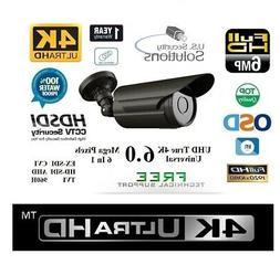 NIB 6MP Sony Exmor V3 Progressive Scan 2.8-12MM Outdoor 90IR