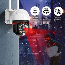 Outdoor Wireless 1080P HD IP Security Camera IR Night Vision