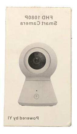 YI Pan/Tilt/Zoom Smart Dome Camera 1080p Powered Wireless Wi