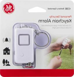 GE Personal Security Keychain Alarm 120db Sound Sirene Emerg