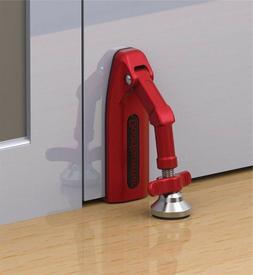 DoorJammer Portable Door Lock Brace for Home Security and Pe