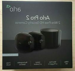 Arlo - Pro 2 2-Camera Indoor/Outdoor Wireless 1080p Security