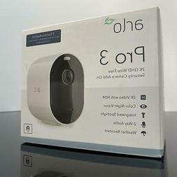Arlo Pro 3 - Home Security Camera | Wire-Free 2K Video with