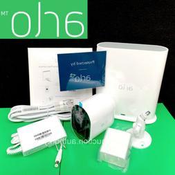Arlo Pro 3 Wire Free 2K Security Camera w Smart Hub Ultra Ba