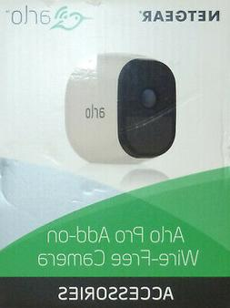 Arlo Pro Add-On Indoor/Outdoor HD Wire Free Security Camera