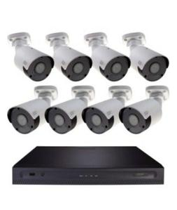 Q-See 16-Channel 8-Camera 4K 8MPresidio Series Security Syst