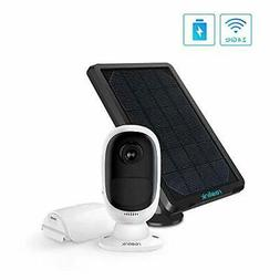 Reolink Argus 2 w/Solar Panel - Wireless Outdoor Battery Sec
