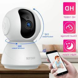 SDETER 1080P 720P IP Camera Surveillance Security Camera WiF