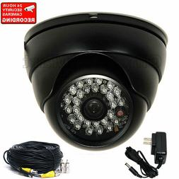 Security Camera Outdoor w/ SONY Effio CCD 700 TVL Night Visi