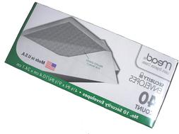 Mead #10 Security Envelopes, 40 Count