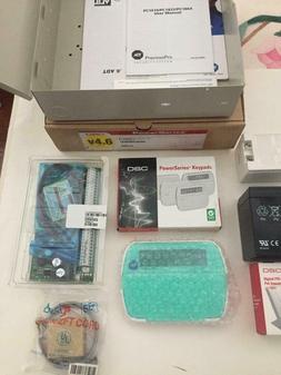 -DSC Security systems PC1864 + PK5501+ PIR KIT alarm panel k