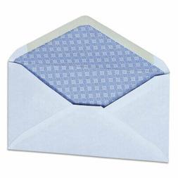 Security V-Flap Envelope, 250/Box