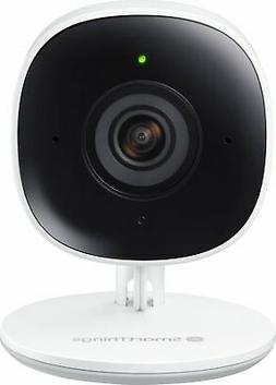 Samsung - SmartThings Indoor 1080p Wi-Fi Wireless Security C