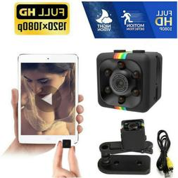 1080P Spy Camera Mini Motion Detection Hidden DV DVR Nanny C