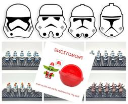Star Wars Minifigures Lot Stormtrooper Clones Army Building