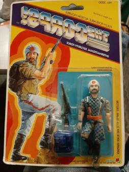 "Lanard Toys ""The Corps"" Bengala International Security Force"