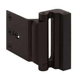 Defender Security U 11126 Door Reinforcement Lock – Add Ex