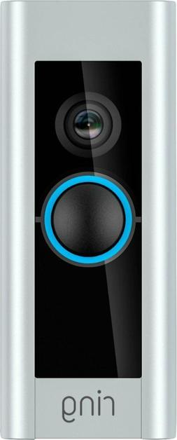 RING VIDEO DOORBELL PRO WiFi Enabled Security Camera 88LP000