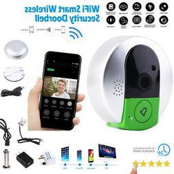 VSTARCAM 720P DoorBell WiFi Wireless Video Door Phone Doorbe