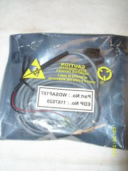 WDSAF187 Misc Alarm Security Electronic Cable Assembly - Fac