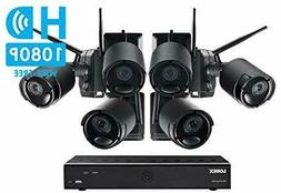 Lorex Wire-Free Cameras Security System 6 Channel DVR 6 HD R