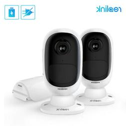 Wireless IP65 Indoor Outdoor Home Security Camera Full HD 2M