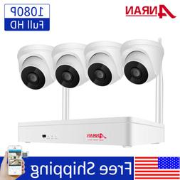 ANRAN Wireless Outdoor Home Security Camera System with Onew