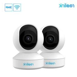 Reolink Wireless Security Camera 3MP Pan/Tilt Baby Pet Monit