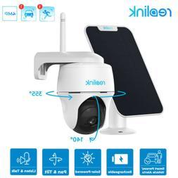 Wireless Security Camera Battery Pan Tilt Outdoor 1080P Argu