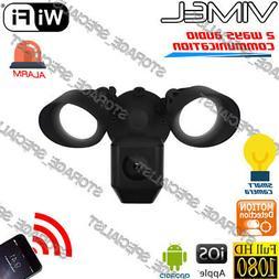 Wireless Security Camera WIFI IP Floodlight 2 Ways Audio Ala